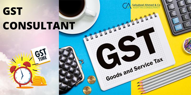 GST consultants in Bangalore