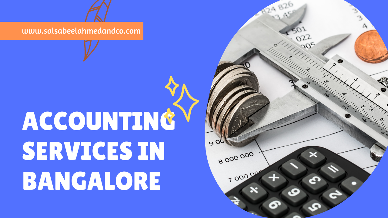 accounting services in Bangalore