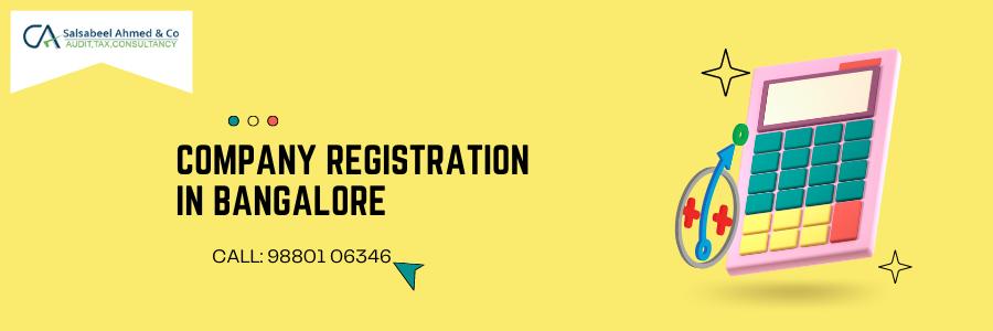 Company registration in Koramangala